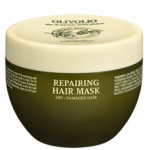 Greek Beauty olive oil hair mask