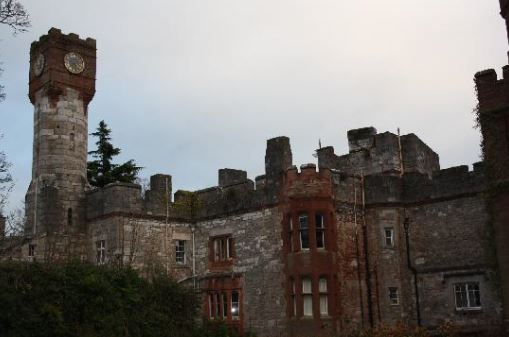 A Night in Ruthin Castle