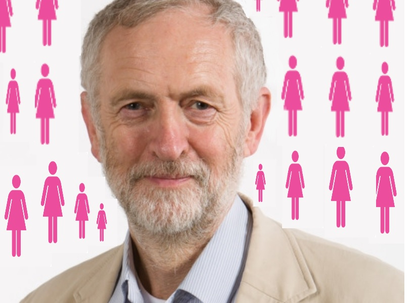 Jeremy Corbyn, Feminism & The Problem with the British Press