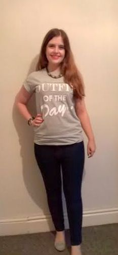 Outfit of the Week: The Casual Top Every #FBlogger Needs….