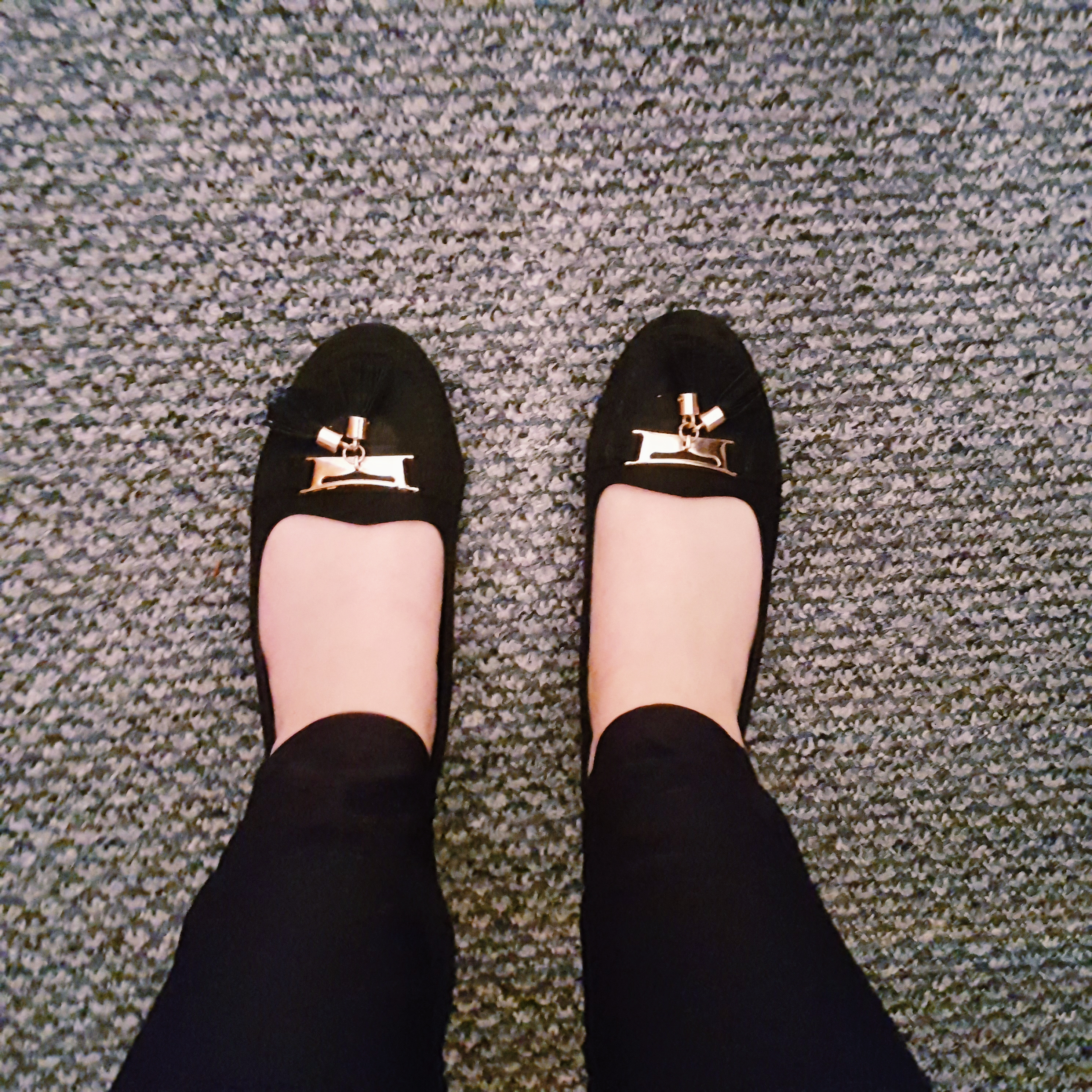 May Primark Haul Blact Flat Tassel Loafers.jpg