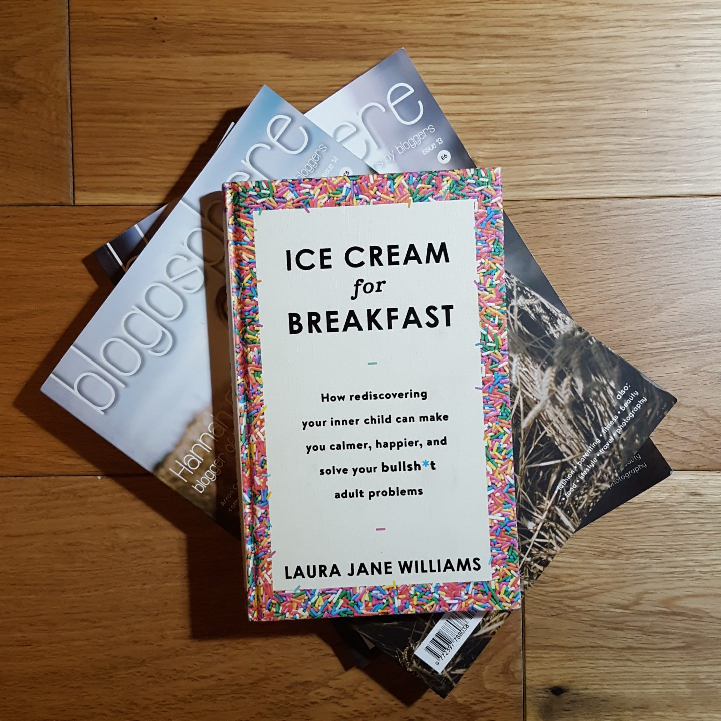 Bookworm: Ice Cream For Breakfast